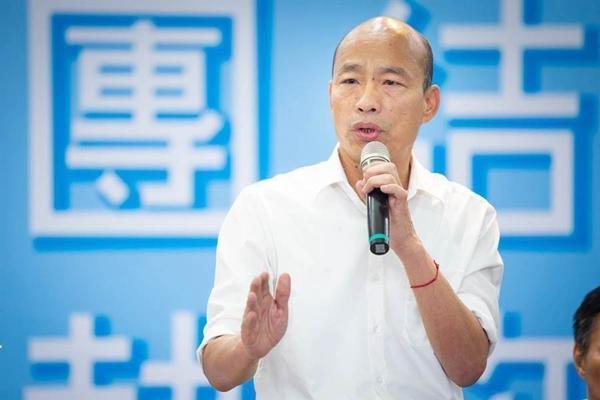 """网友预言""""罢韩""""成功高雄永无宁日 大呼:台湾已无是非!"""