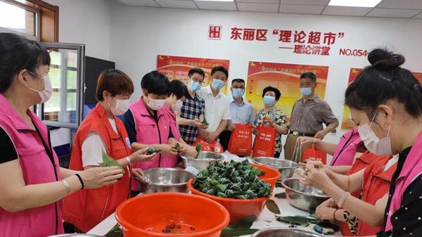 天津市各区开展形式多样的台胞庆端午系列活动