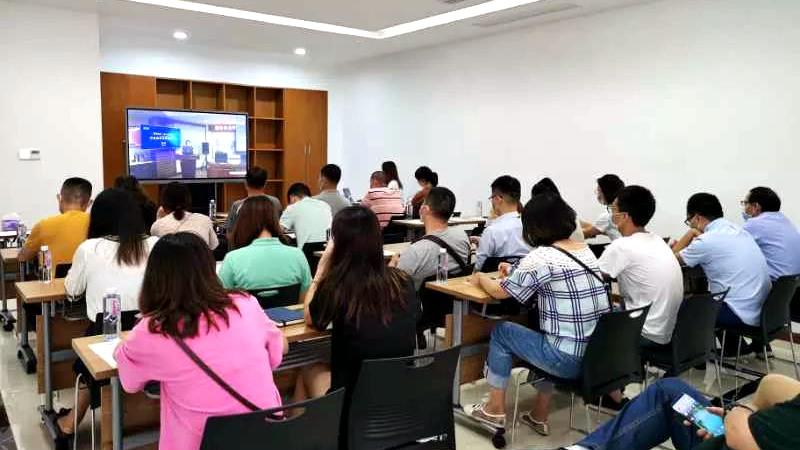 湖北省税费政策云端开讲 助力台企台胞在鄂发展
