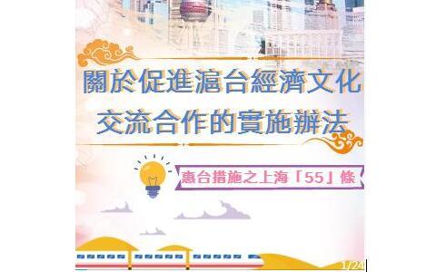 关于促进沪台经济文化交流合作的实施办法