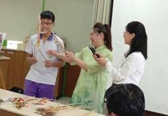 济南市非物质文化遗产魅力绽放宝岛台湾