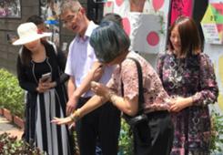 四川省绵阳市基层社区参访团赴台湾考察社区环境治理