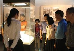 台湾嘉义市社区交流团来蚌埠市参访