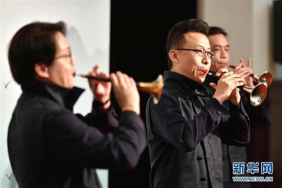 """台湾首个公立民乐团""""四十不惑"""":盼两岸更多交流.jpg"""