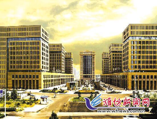 潍坊科技大学设计图