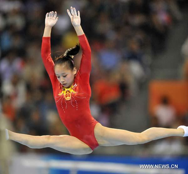 China's Sui clinches 4th gold at Asian Games