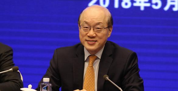 刘结一会见全国台企联会员代表