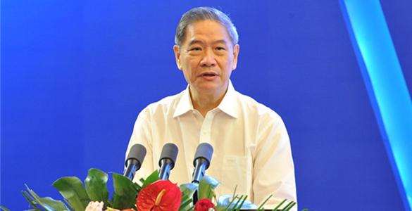 张志军在第十五届湖北·武汉台湾周开幕式上的致辞