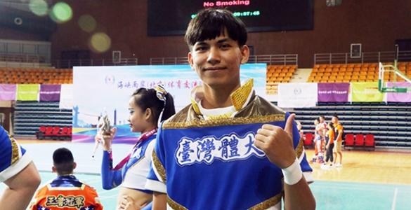 台湾啦啦操师生谈与大陆情缘:用体育交流拉近两岸距离