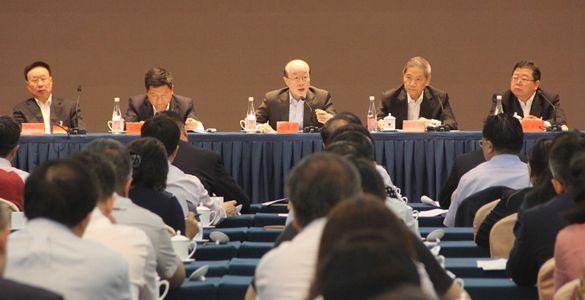 海协会理事会会议在京开