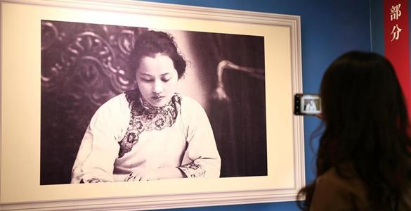 上海举办宋庆龄文物文献特展 400余件珍品亮相