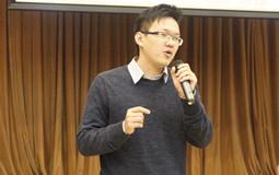 """台湾青年看大陆:要做连接两岸的""""纽带"""""""