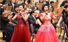 上海举办音乐会纪念两岸交流三十周年(图)
