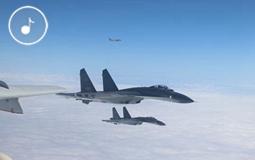 """日军机跟踪陆军""""绕台湾岛巡航"""""""