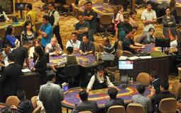 """台彰化县破获大型流动赌场 惊见县议员在场""""吆喝"""""""