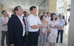 台商代表团参访金义新区:金华发展有目共睹 期待两岸携手并进