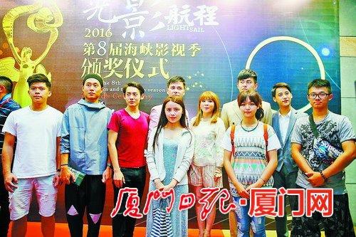 """台湾导演感叹:来厦门就像""""回家"""" 是个拍戏的好地方"""