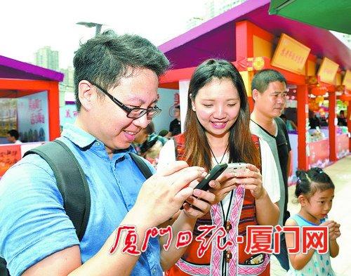 美食图片庙开锣:海沧21特色县市厦门一站吃台湾美食街两岸图片