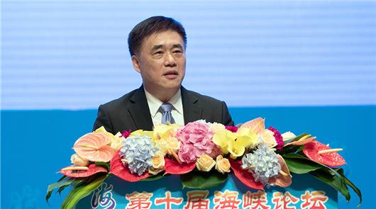 中国国民党副主席郝龙斌在论坛大会致辞时表示,2008年后两岸关系发生积极变化……