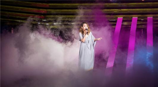 辛晓琪献唱海峡影视季 《芈月传》最受台湾观众欢迎