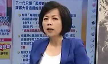 """民进党""""独手""""蹂躏台湾下一代"""