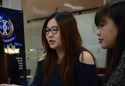 台湾创业青年李巧如