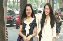 台湾女孩在北京实习:今后希望在大型公司工作