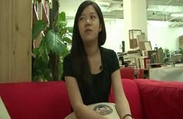 《我在大陆》——台湾女孩在北京:大陆太快,台湾很慢