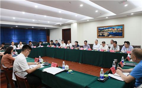 重庆市政协副主席张玲赴市台办调研对台工作