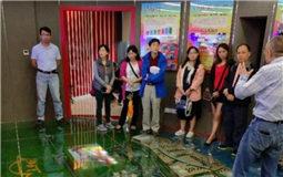 台湾嘉义市议会代表团访沪