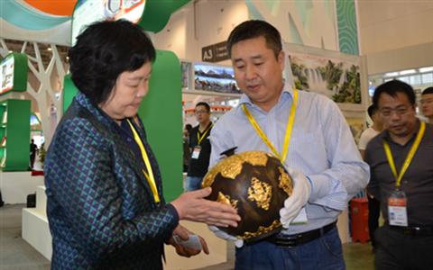 安阳文化产品亮相第十届海峡两岸(厦门)文化产业博览会