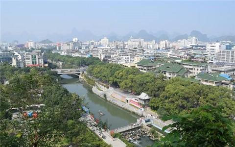 台湾花莲市社区发展协会参访团感受桂林市发展