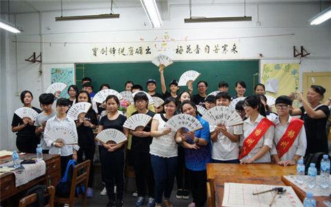 足球传友谊 梧州·台湾中小学校园交流活动举行