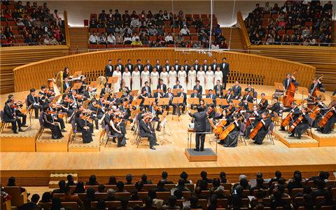 上海举办音乐会纪念两岸交流三十周年
