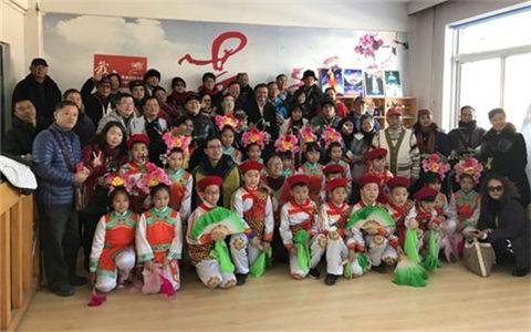 台湾少数民族基层民意代表团到抚顺新宾参访交流