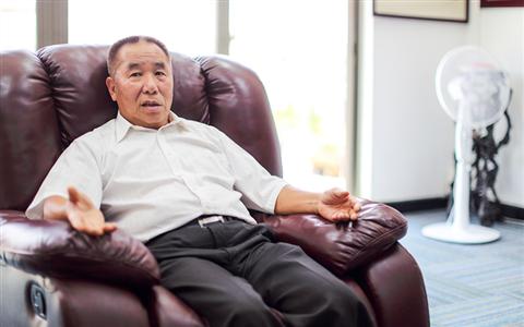 珠海市台商投资企业协会副会长赵顺义