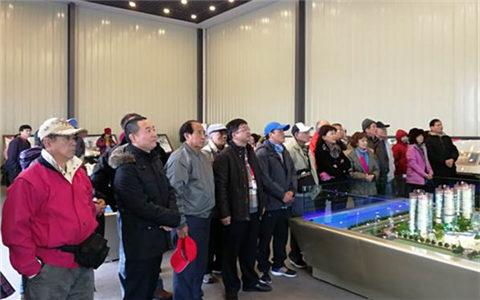 台湾少数民族参访团到汕头市参访交流