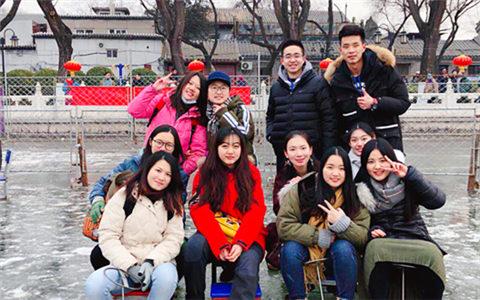 台湾潮州高级中学交流团昆明参访 促两岸青年文化交融