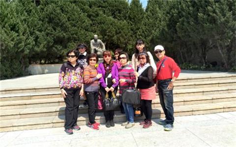 台湾中华木兰妇女交流协会梅州参访 促进基层交流互动