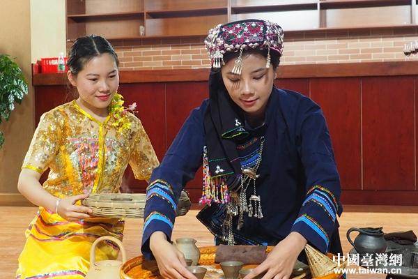 云台茶文化交流中心昆明成立 促两岸茶文化交流