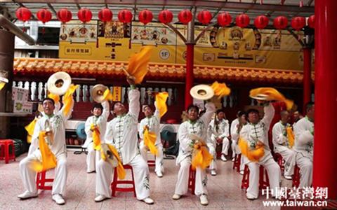 雄安新区民间古乐台湾广受赞誉 促两岸民间交流