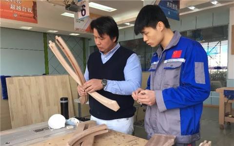 """台胞首次入围上海""""闵行当代工匠"""""""