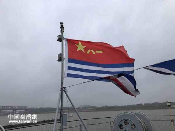 南昌舰 八一魂 感受中国海军军威图片