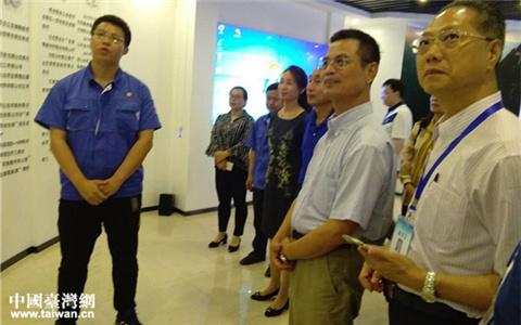 台湾中华青年企业家协会来黑龙江省考察交流