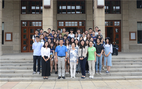 2018台湾高校学子就业创业考察行大连启动