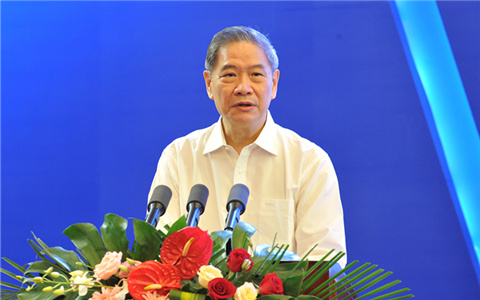 海协会会长张志军在第十五届湖北·武汉台湾周开幕式上的致辞