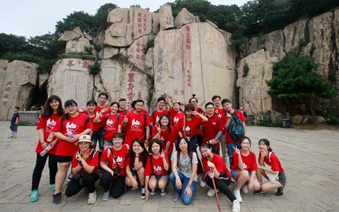两岸大学生暑学营体验齐鲁文化 ——第二届海峡两岸大学生记者暑学营举行.jpg