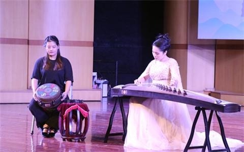 以音乐作桥 两岸青年筝乐艺术交流活动启动