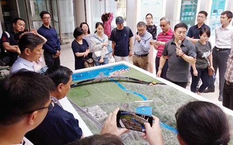 上海市台联举办2018年台胞骨干培训班