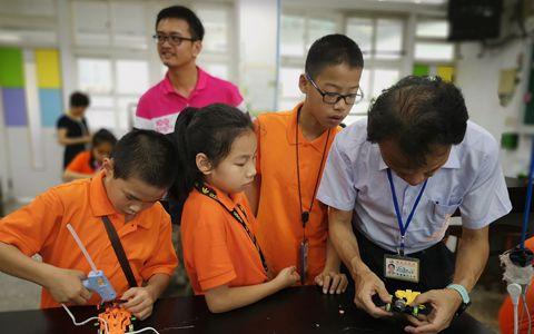 广西南宁市青少年交流团赴台湾开展交流活动